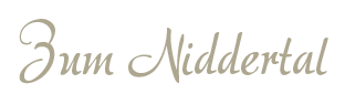 Gaststätte Zum Niddertal